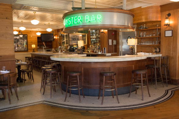 The Oyster Bar at Grand Isle restaurant